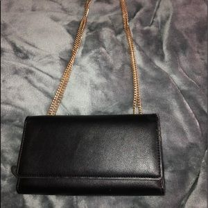 Gently used International Concepts Wristlet!